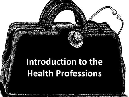 Introduction to the Health Professions. Objectives 4.31 Discuss levels of education, credentialing requirements, and employment trends in healthcare.