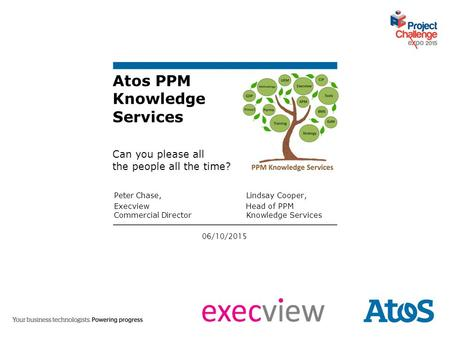 Atos PPM Knowledge Services