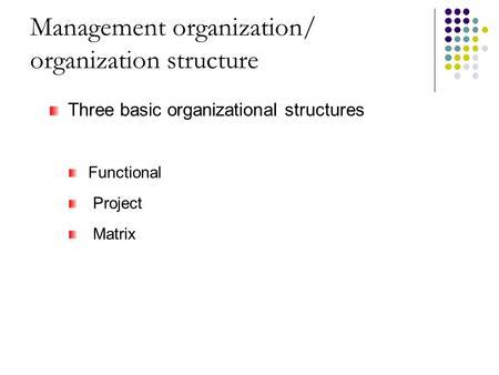 matrix departmentation