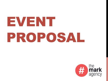 EVENT PROPOSAL. OUTINCANBERRA Canberra's number one reference point for Canberra events and entertainment. Major competitors: City News, Canberra Times,