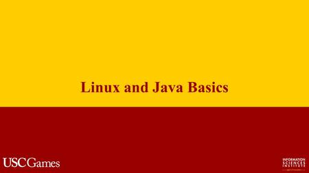 Linux and Java Basics. What is Linux? Operating system by Linus Torvalds that was a clone of Unix (thus Linux) Free and open source – this is the reason.
