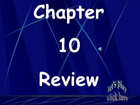 Chapter 10 Review Crazy Cats Era of Good feeling? Monroe Doctrine, what? Maps, Charts, Graphs, oh my! One, Two, Buckle your shoe I was like, whoa! Things.