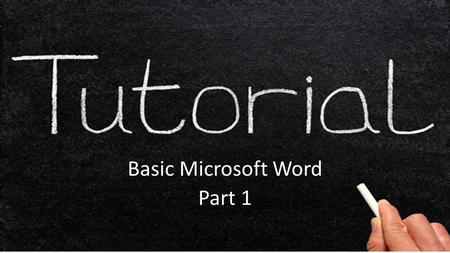 Basic Microsoft Word Part 1. Access the PDF file for detailed instructionsPDF L:\schoolwide 2014-2015 School year Technology Lessons Neighborhood House-