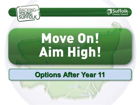 Options After Year 11. Did you know … The law has changed and you will need to stay in learning until you are 17?