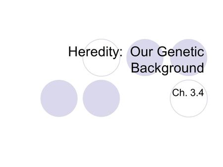 heredity or environment essay