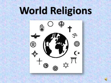 "World Religions. Importance of Religion Where Religion is ""Not Important."""