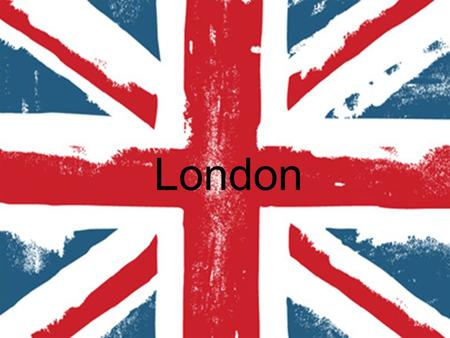 London. Where is London? South East of England KEY FACTS The CAPITAL of the United Kingdom and England The biggest city in Europe Over 8 million people.