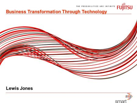 Lewis Jones Business Transformation Through Technology.