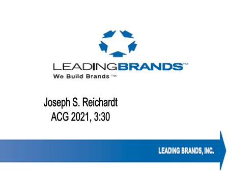 Exclusive summary www.leadingbrandsinc.com/media/lbix-2001.pdf.