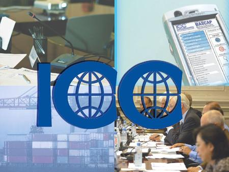 ICC's mission ICC was created in 1919 by a handful of entrepreneurs to:  promote cross-border trade and investment and the multilateral trading system.