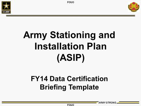 Digital training management system dtms v ppt video online download army stationing and installation plan asip pronofoot35fo Choice Image