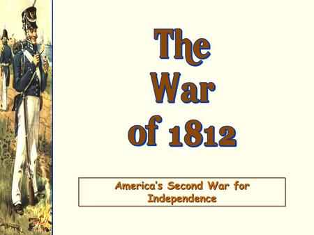 America's Second War for Independence