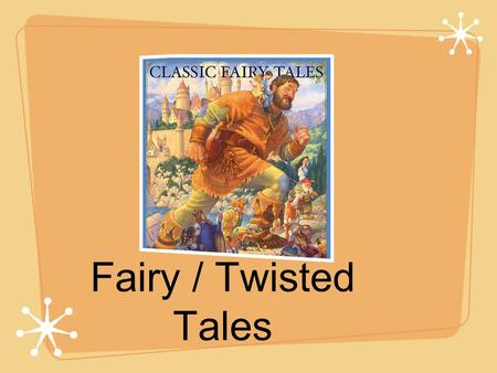 "Fairy / Twisted Tales. Quotes ""Fairy tales are more than true; not because they tell us that dragons exist, but because they tell us that dragons can."