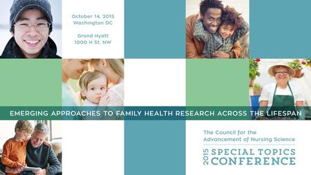 Measuring Family HRQOL Spillover Effects Using QALYs Lisa A. Prosser, PhD University of Michigan CANS Special Topics Conference October 14, 2015.