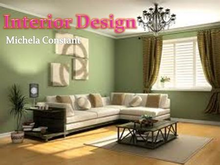 Main Idea Interior designers make interior spaces functional, safe and beautiful for almost any type of building. Such as offices, homes, shopping malls,