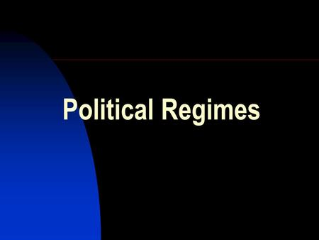 Political Regimes.   html?ref=rss