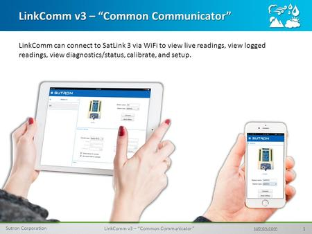 "LinkComm v3 – ""Common Communicator"""