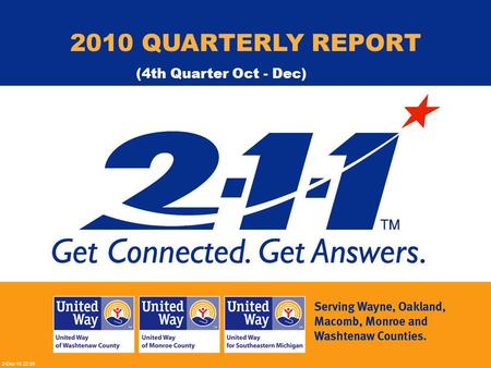 2-Dec-15 23:01 2010 QUARTERLY REPORT (4th Quarter Oct - Dec)