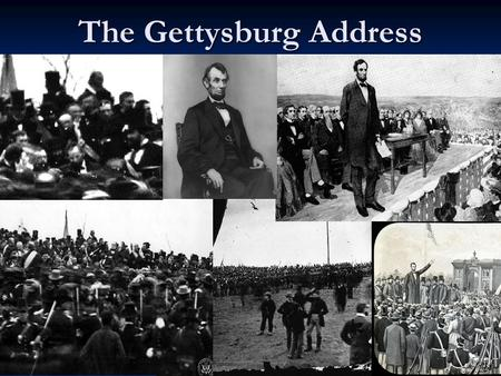 15,000 spectators were in attendance The Gettysburg Address.