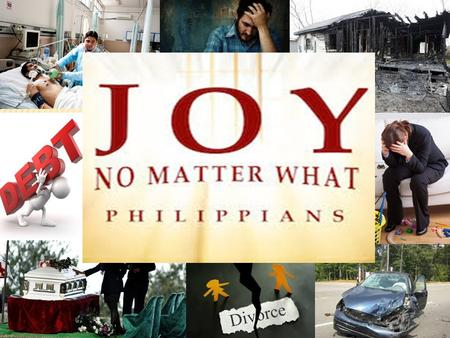 I have to get rid of the Joy Killers in my life and replace them with Joy Builders.. Paul tells us how to do this. Are you interested?