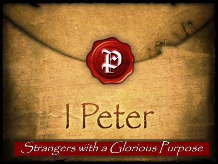 Our Precious Cornerstone I Peter: 2:4-8 February 17, 2013.