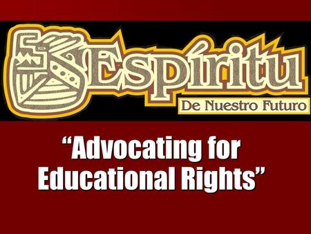 """Advocating for Educational Rights"". What is AB540? Assembly Bill 540 Assembly Bill 540 Signed by Governor Gray Davis on October 12, 2001 Signed by Governor."