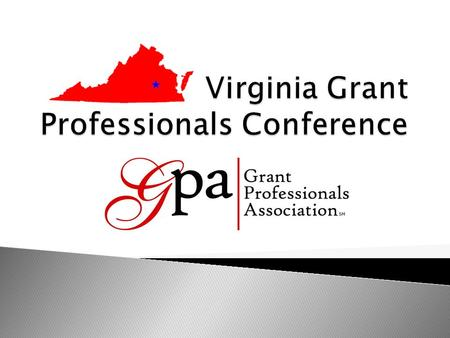 The Central Virginia & Blue Ridge Chapters of the GPA would like to thank all of our conference sponsors!