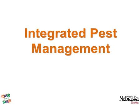Integrated Pest Management. Pest Private Eye Educational video game and website about an IPM detective! –