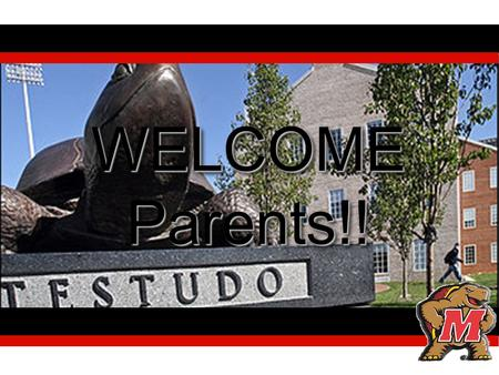 WELCOMEParents!!WELCOMEParents!!. Pointing you in the right direction to help your student succeed This session is designed for parents of minority students.