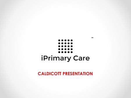 CALDICOTT PRESENTATION. History Caldicott report published in 1997 and implemented in 1999 Inquiry chaired by Dame Fiona Caldicott.