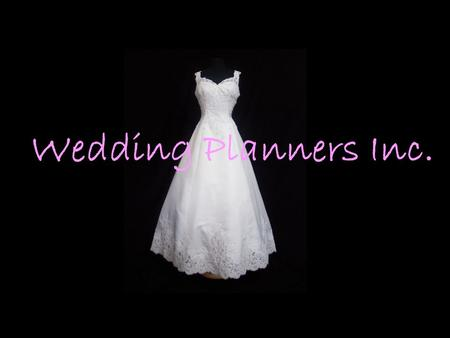 Wedding Planners Inc.. 1. Barrister Gardens Banquet Center and Catering.