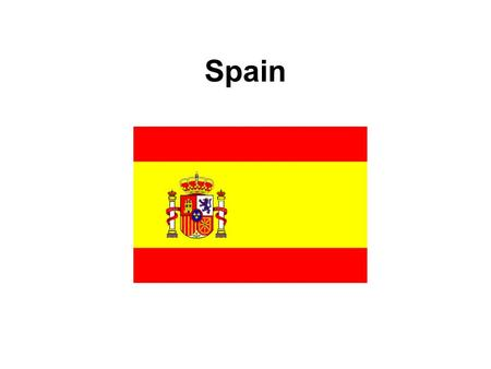 Spain. Location Spain is located in Europe Portugal is to the west of Spain France is to the north of Spain The other two sides are surrounded by water.