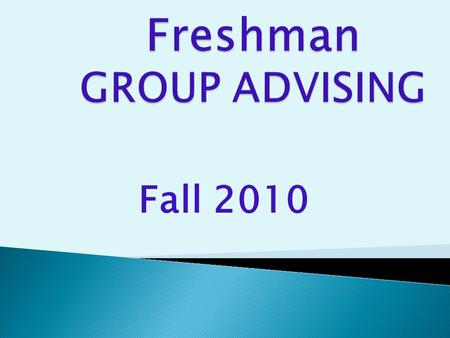 Fall 2010.  The ISET Major is part of University College  ISET is the only major in the University College.