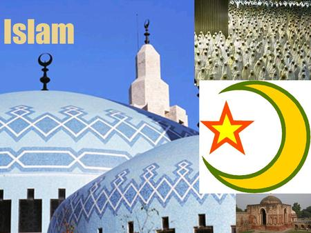 Islam. Important Terms Hagar and Ishmael – Abraham's second family, ancestors of Islam Mecca – Islam's holiest city Kaaba – large cube-shaped structure.