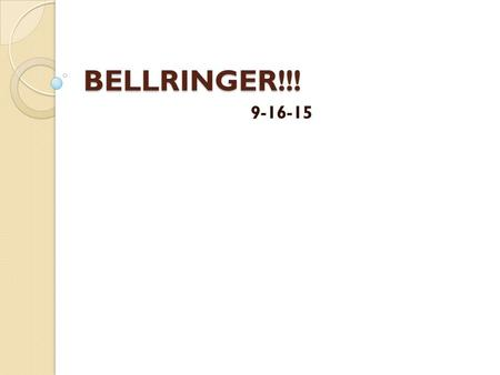 BELLRINGER!!! 9-16-15. RELIGIONS How are Buddhism & Hinduism alike? ◦ They both believe in the Buddha. ◦ They both believe in only one god. ◦ They both.
