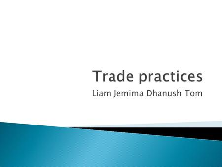 Liam Jemima Dhanush Tom.  Definition -To protect both consumers and business and applies to virtually all businesses in Australia, including the commercial.