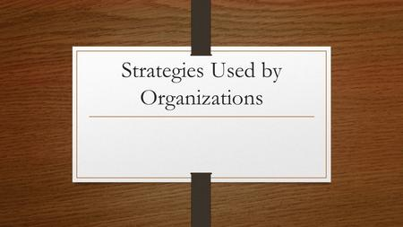 Strategies Used by Organizations. Corporation Strategic Business Unit A Finance Corporate Strategy Business Strategy Corporate Strategy.