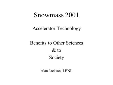 Science and technology studies