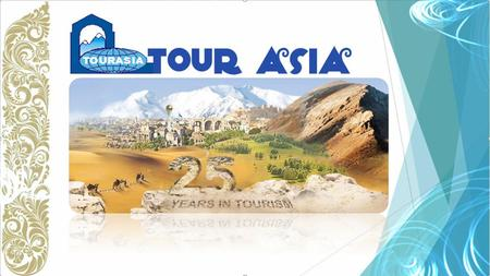 «Travel Agency Tour Asia» established in 1990 year and immediately became one of the leading companies of the Kazakhstan tourist market. Today «Tour Asia»