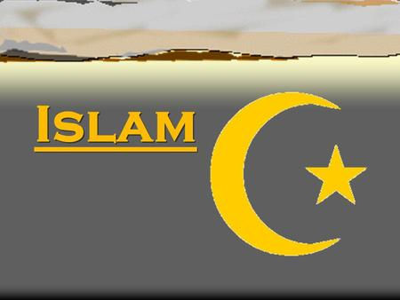 Islam. Islam Today  Islam is the second largest world religion Fastest growing  1.2 billion Muslims 20% of the world's total population  43 countries.