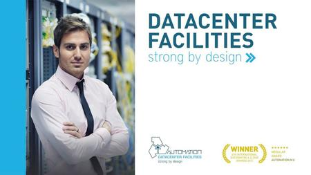 2 Automation Power Datacenter Facilities Automation - The Company Belgian Engineering Company founded in 1961 by private investors Market leader in conversion,
