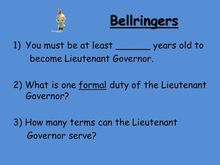how to become the lieutenant governor