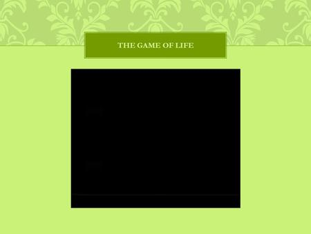 THE GAME OF LIFE. Psychosocial Development Social Development Across the Lifespan  Social Development concerns how individuals' social interactions.