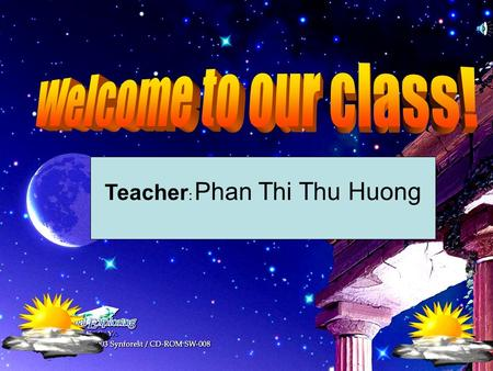 Teacher : Phan Thi Thu Huong Friday, November 6 th, 2011. A. Direct and reported speech.