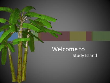 Welcome to Study Island. How To: Navigate Study Island Use Study Island to plan curriculum Assess mastery of standards Access various reports.