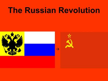 The Russian Revolution . Sources of Tsar/Czar Nicholas' Legitimacy Religion Tradition Military.