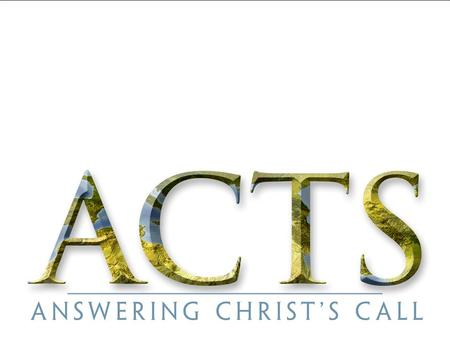 Paul's First Missionary Journey Lesson 8  Acts 12:25—14:28.