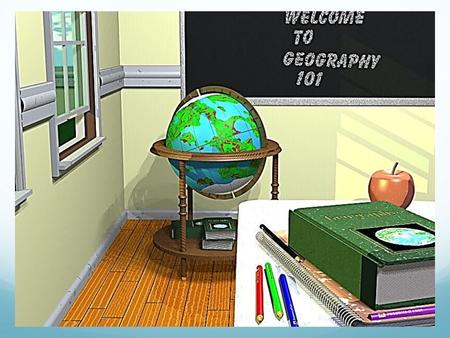 GEOGRAPHY WORLD.