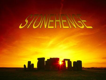 Stonehenge is probably the most important prehistoric monument in the whole of Britain and has attracted visitors from earliest times. It stands as a.