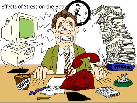 Effects of Stress on the Body. Raise your hand as if you're asking a question. Do not support your arm with your other arm. Keep your arm raised and open.